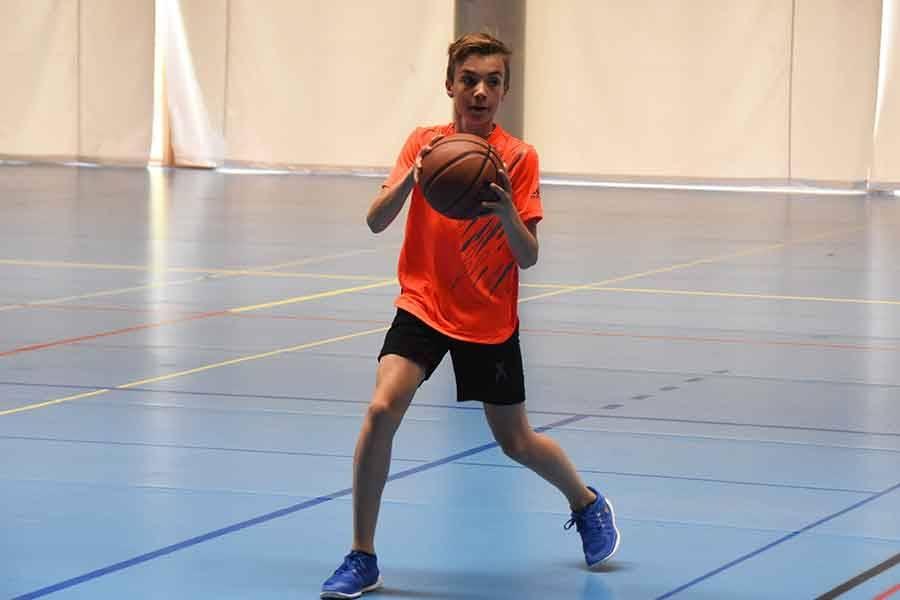 Le club de basket de Grazac-Lapte vient recruter à Yssingeaux