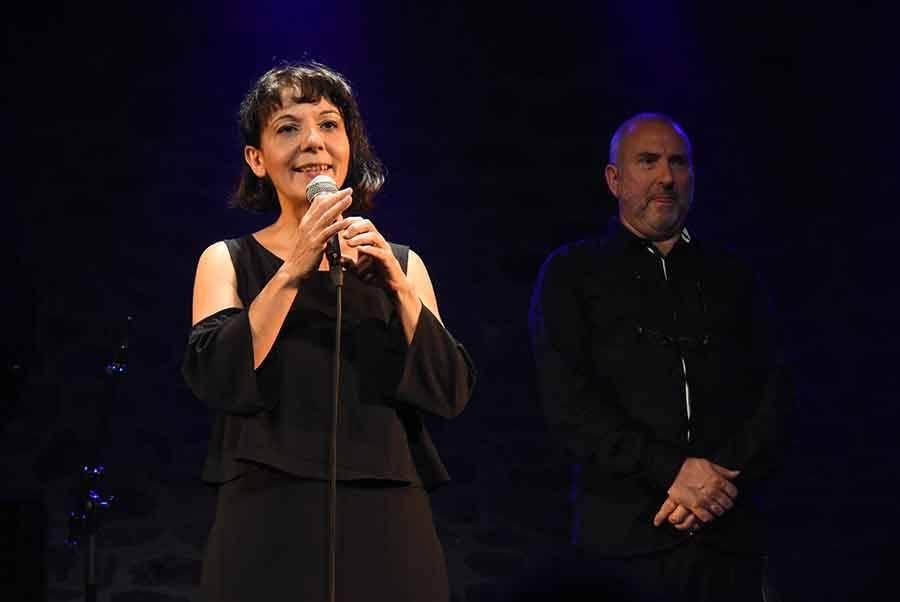 Festival sur Lignon : Miravette sublime la chanson française... en toute modestie (vidéo)