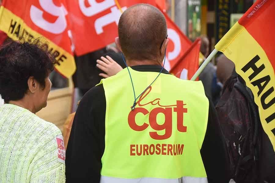 Entre 1 000 et 1 500 manifestants au Puy-en-Velay contre la réforme du code du travail