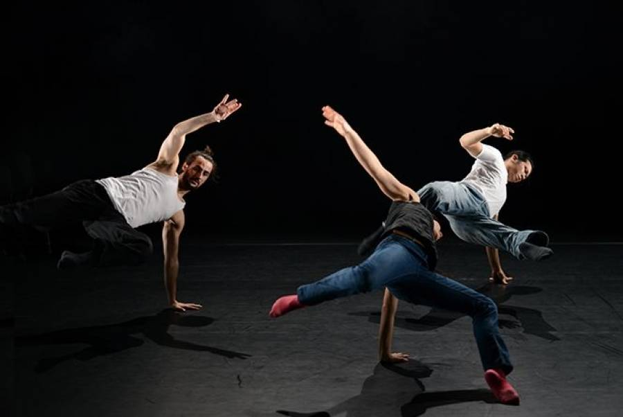 Un week-end danse au Cheylard avec la compagnie Kham