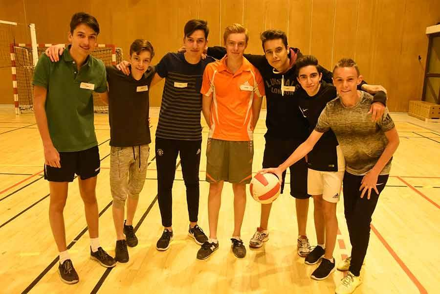 Monistrol-sur-Loire : 18 équipes au tournoi de volley de la Fête du sport
