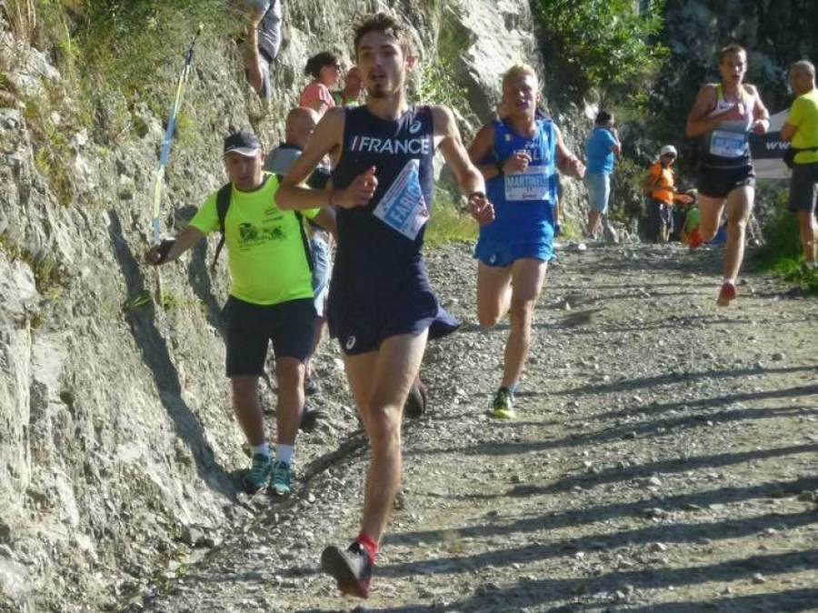 Robin Faricier dans le Top 20 aux championnats du monde de course en montagne