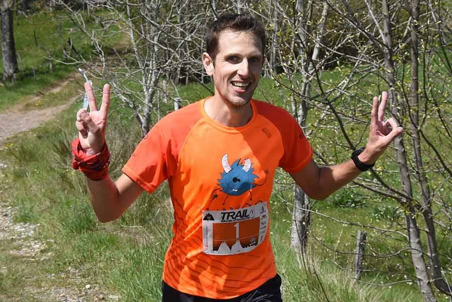 Joris Kiredjian, vainqueur sur 21 km