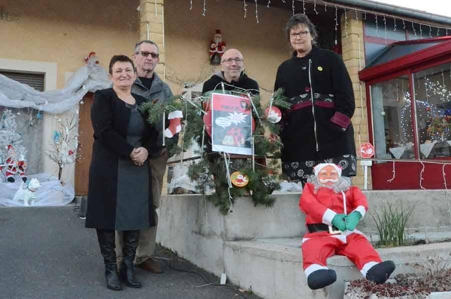 Retournac : plus de 300 euros donnés à Leny pour la vie