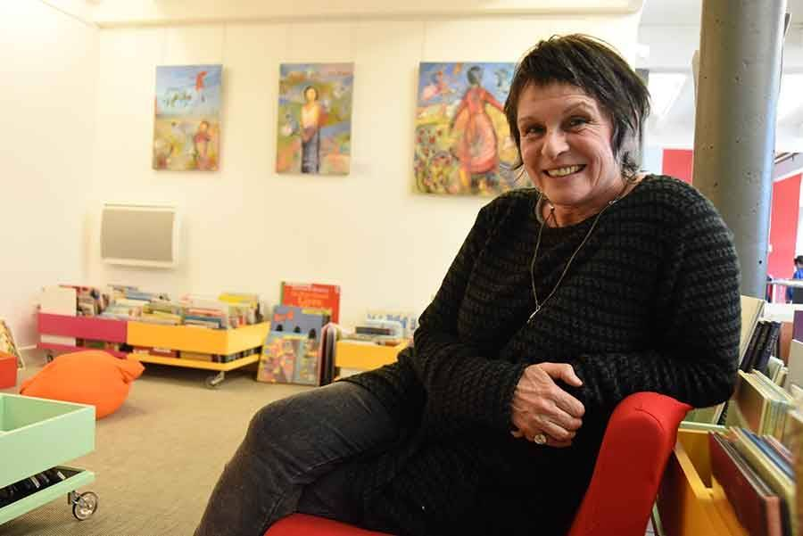 """""""Les Jours heureux"""", une exposition de Cathy Gagnaire au Chambon-sur-Lignon"""