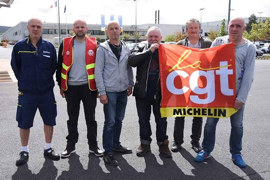 Blavozy : les ouvriers de Michelin voudraient aussi profiter des bénéfices