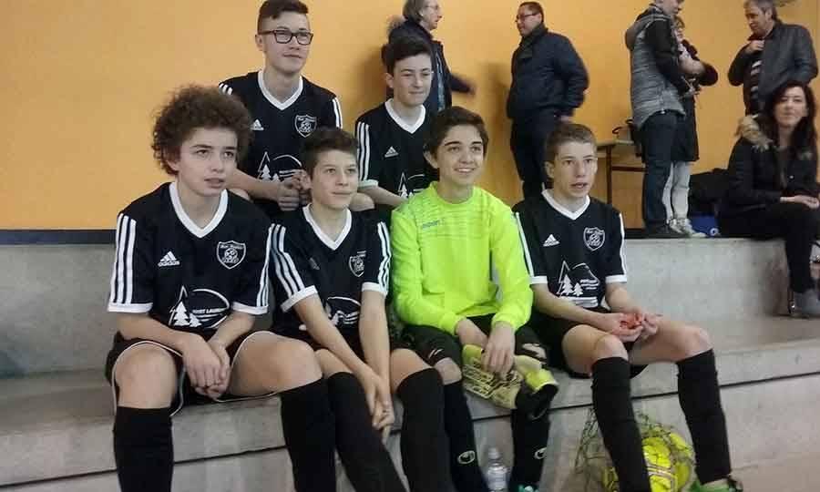 Futsal : belle performances des U15 du Mazet-Chambon en finale régionale