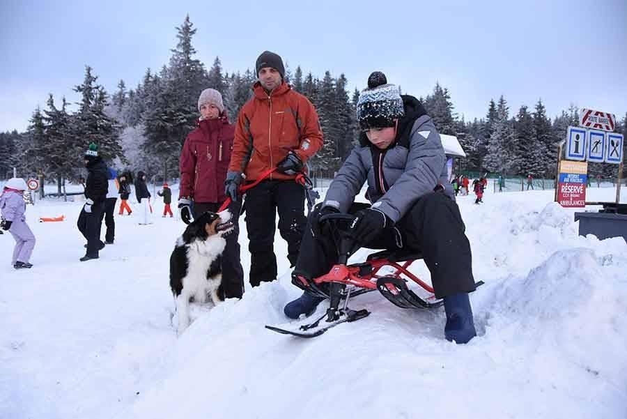 Ski alpin, nordique, raquettes : toute la station des Estables est ouverte