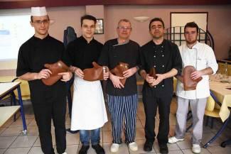 une formation de cuisine pour viser le niveau gastronomique - la ... - Formation Pole Emploi Cuisine