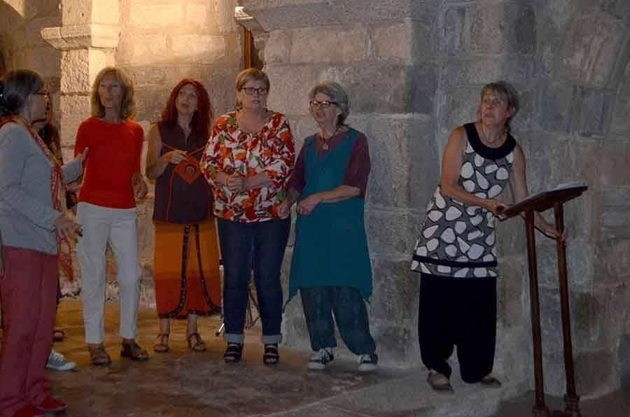 Le Mazet : ils ont osé la voix avec un bonheur visible