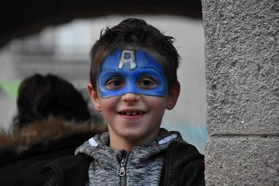 """Saint-Didier-en-Velay : le """"jeudi des sales"""" lance le 50e carnaval"""