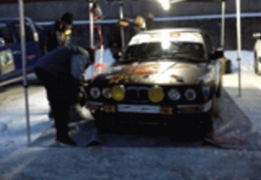 Rallye automobile : Antoine Fayolle en évidence sur la Ronde du Jura