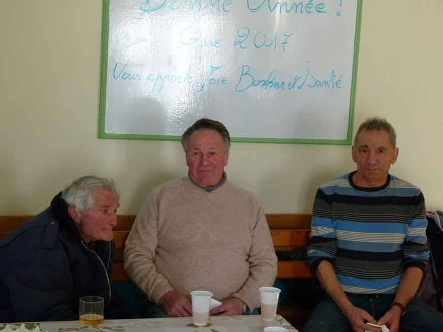 """Retournac : la galette des rois partagée à """"Jussac"""""""