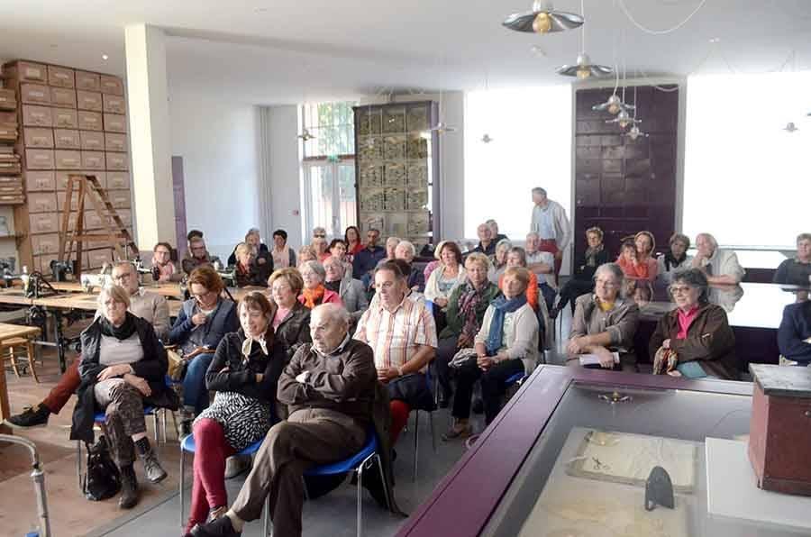 Musée de Retournac : Raymond Vacheron éclaire un pan de l'histoire ouvrière