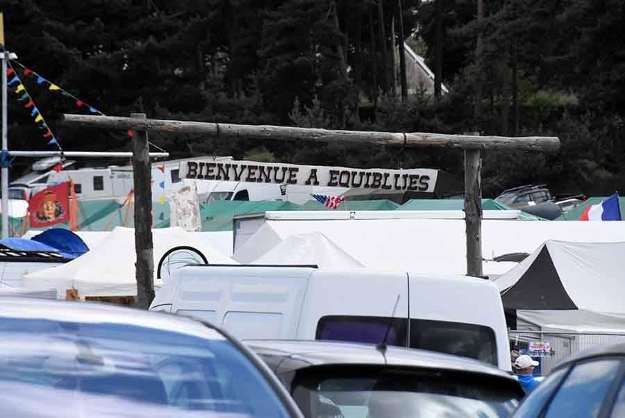 Saint-Agrève : du rodéo, du western et de la musique country à Equiblues (vidéo)
