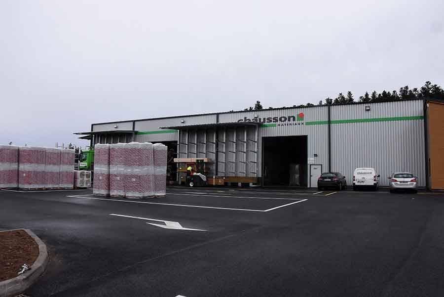 Chambon-sur-Lignon : Chausson Matériaux s'apprête à déménager