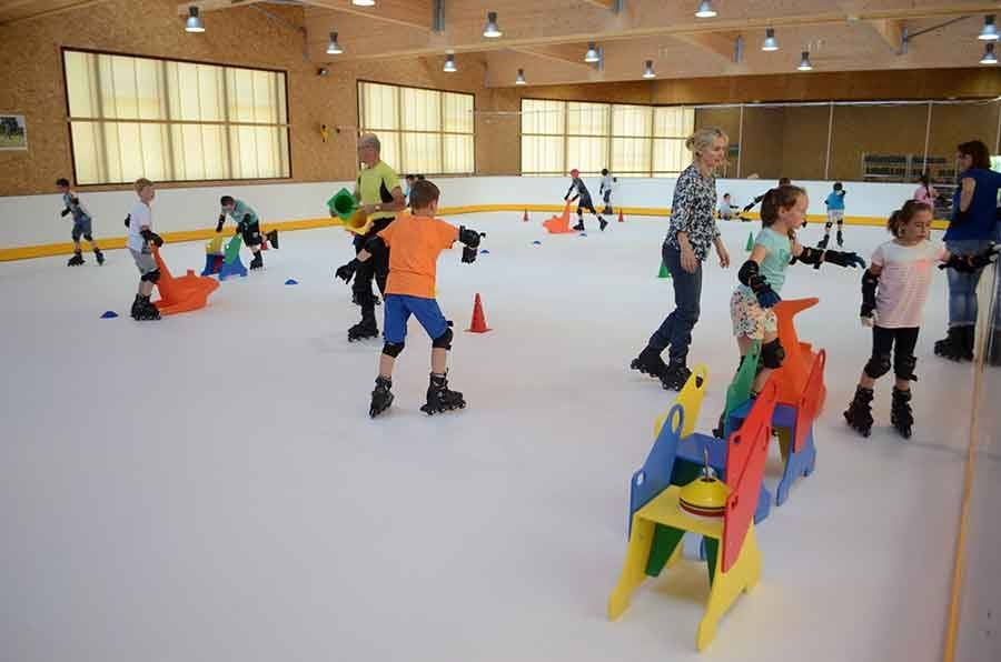Lantriac : le programme des vacances à la patinoire de la Gare