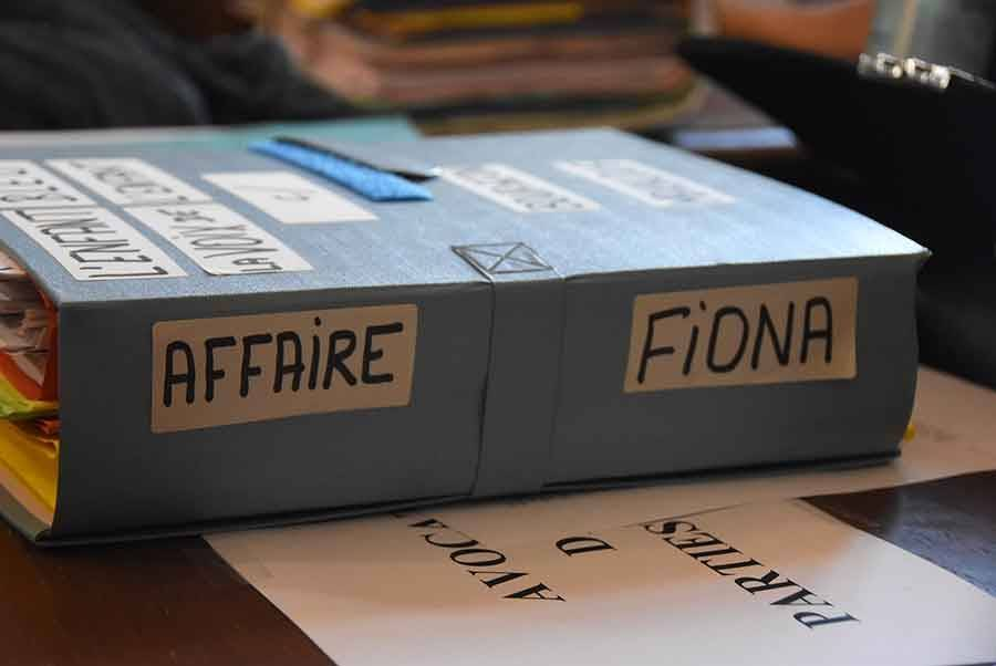 Le procès remis en question à cause d'un apéritif — Affaire Fiona