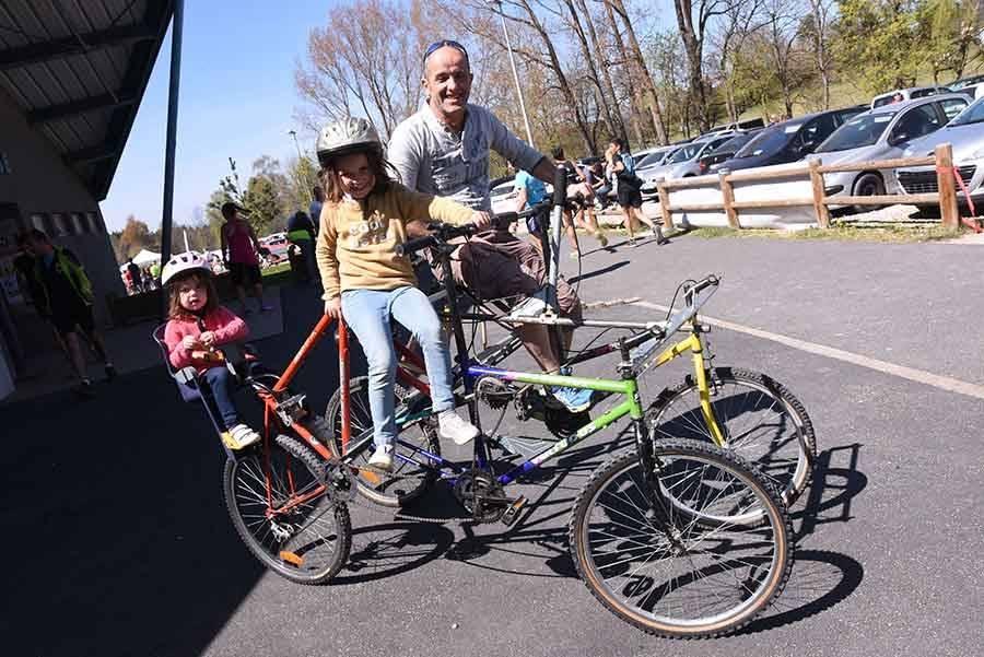 Lapte : il a fabriqué sa propre rosalie avec de vieux vélos