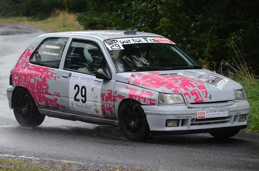 Toutes les photos de la 27e édition du rallye du Haut-Lignon