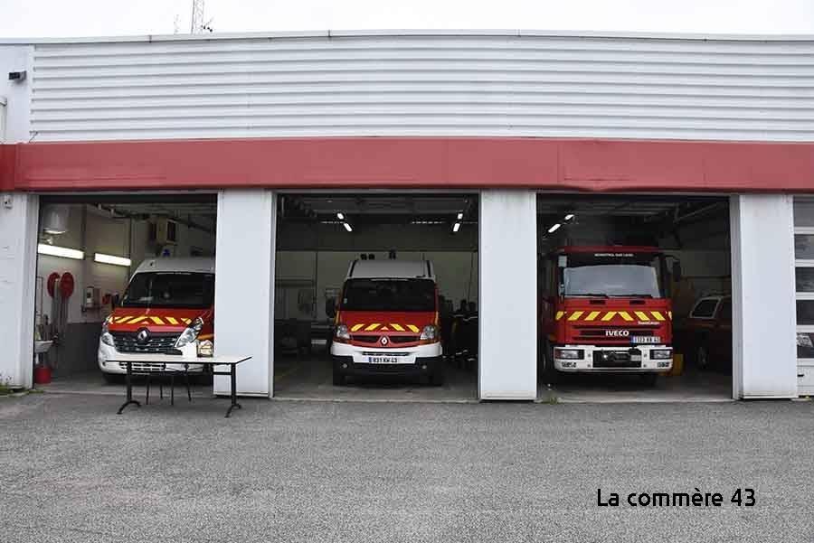 Casernes de pompiers : les projets de Tence, Saint-Romain-Lachalm et Monistrol-sur-Loire retenus