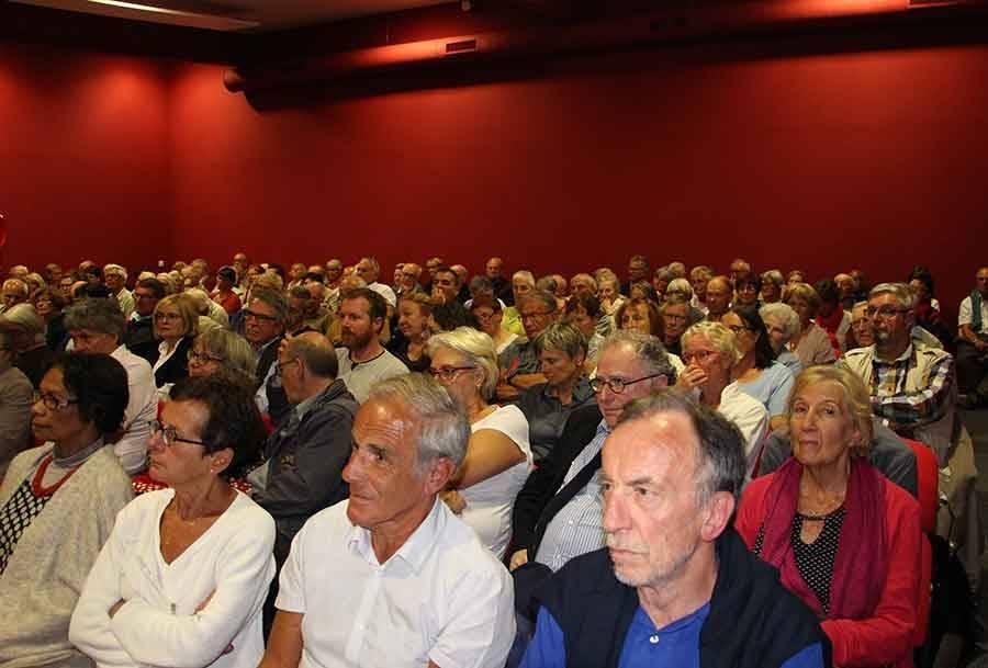 Le Chambon-sur-Lignon : la conférence de Patrick Cabanel affiche complet