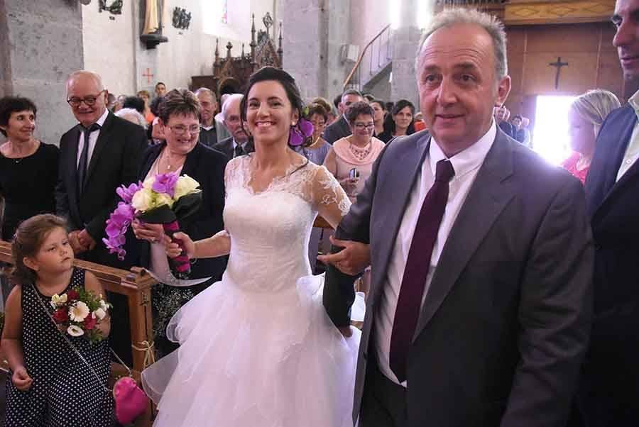 Carnet blanc : Claire et David à Araules