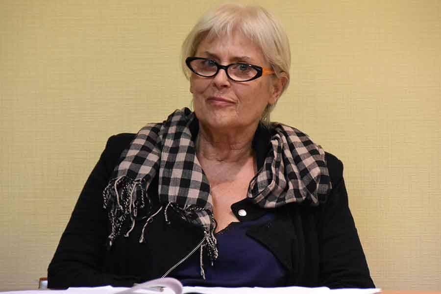 Christiane Raïa est une nouvelle conseillère municipale.