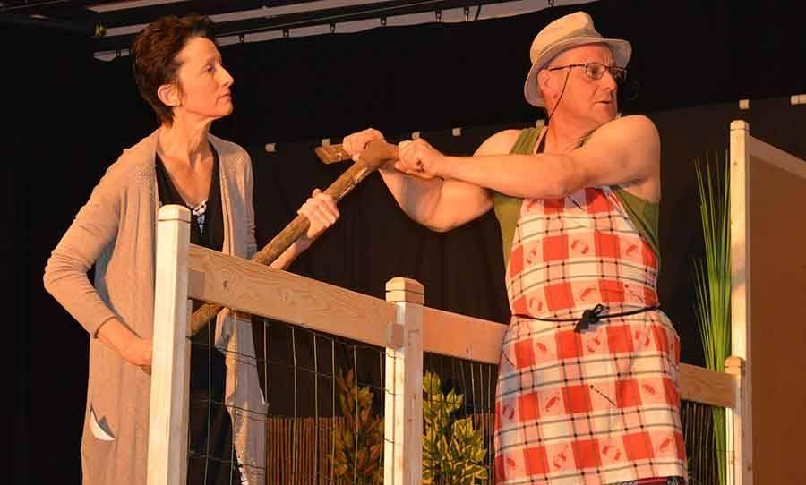 Saint-Maurice-de-Lignon : du théâtre samedi avec une troupe iséroise