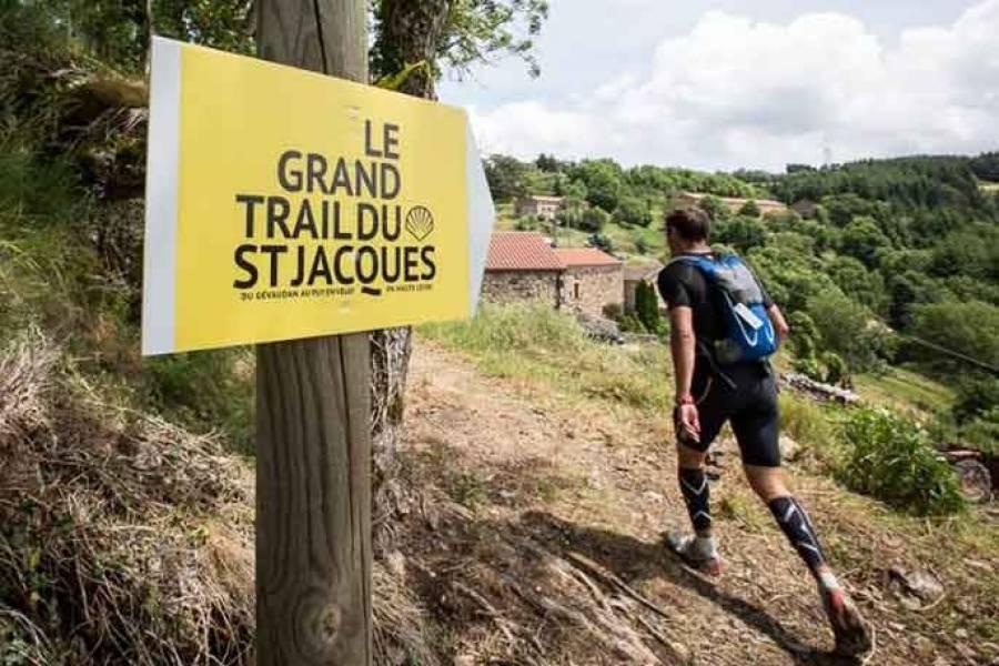 Grand Trail du Saint-Jacques 2017 : 5 parcours et une randonnée inédite le 10 juin
