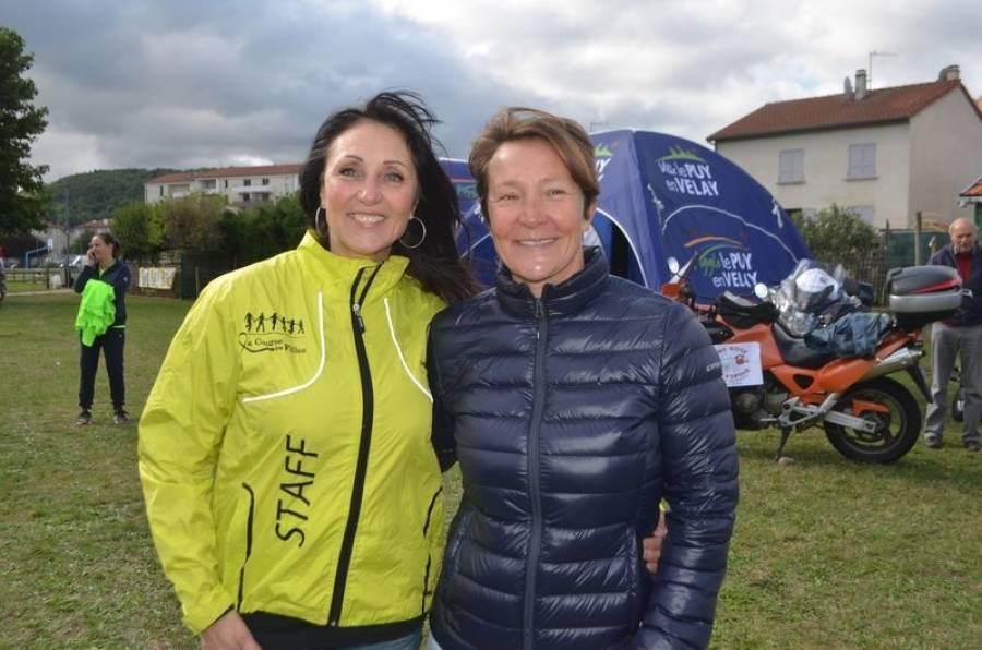 Patricia Bermudez et Carole Montillet.