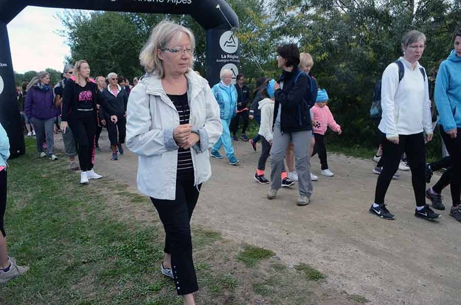 4 450 participantes à la Course des filles : un record !