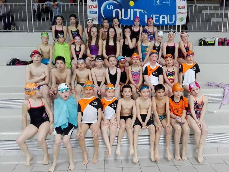 Week-end chargé pour le Puy-en-Velay Natation