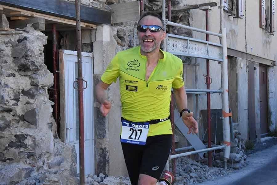Le Monastier-sur-Gazeille : la course de La Récoumène en photos