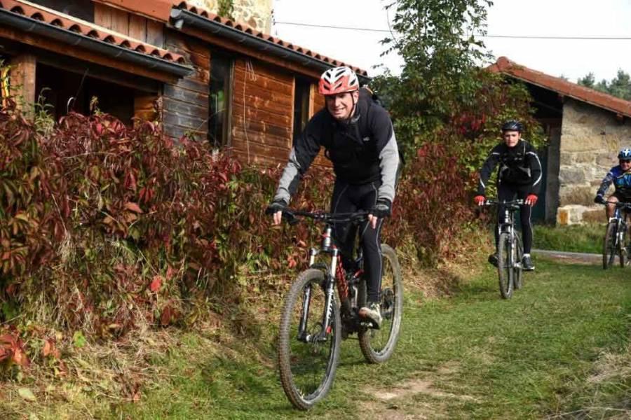 Record battu pour la Ronde monistrolienne avec 1 176 vététistes