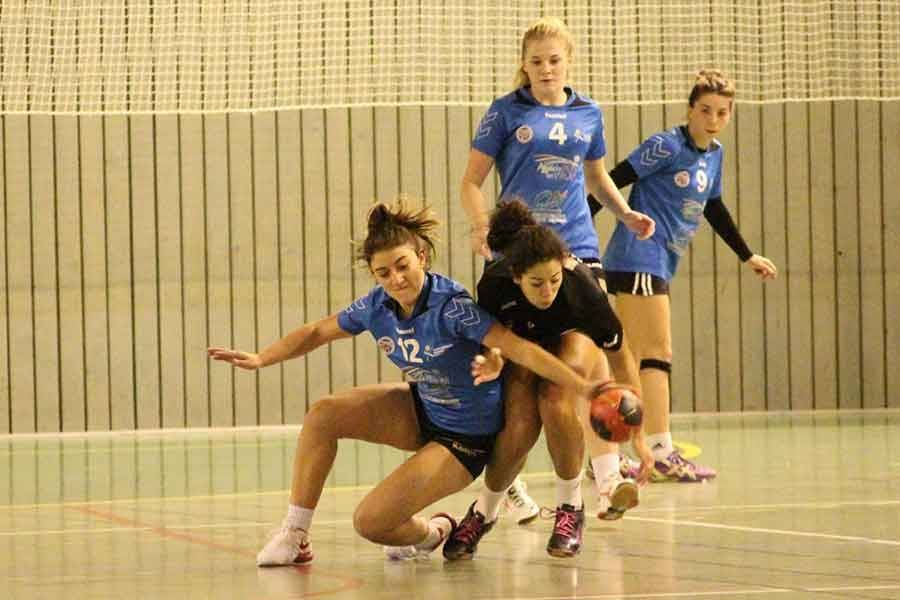 Handball : les -18 ans et la Nationale 3 de Saint-Germain/Blavozy à domicile