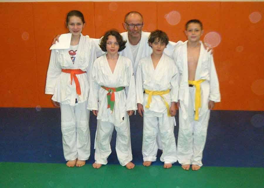 Judo : de bons résultats pour le Haut-Lignon à Dunières