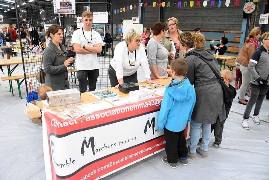 Dunières : 30 associations réunies au forum des activités