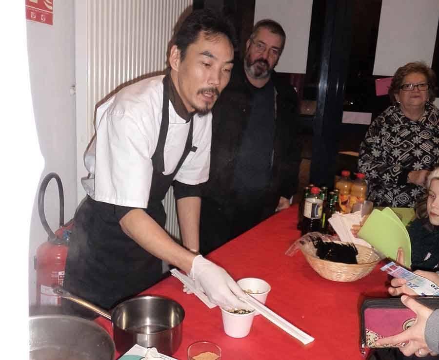 Tence : un bol de soupe et un film asiatique pour le nouvel an chinois