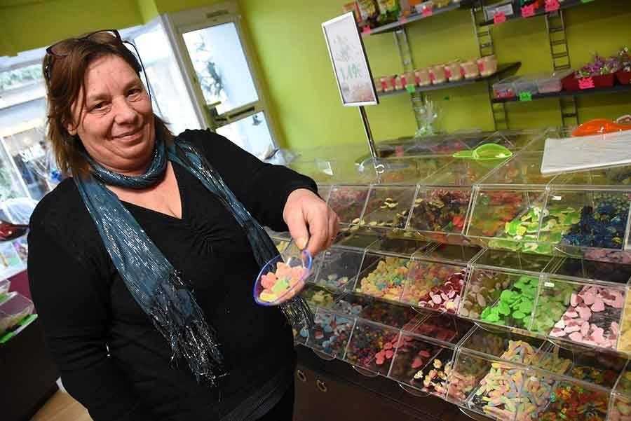 Monistrol-sur-Loire : le magasin de bonbons est désormais dans la rue du Commerce