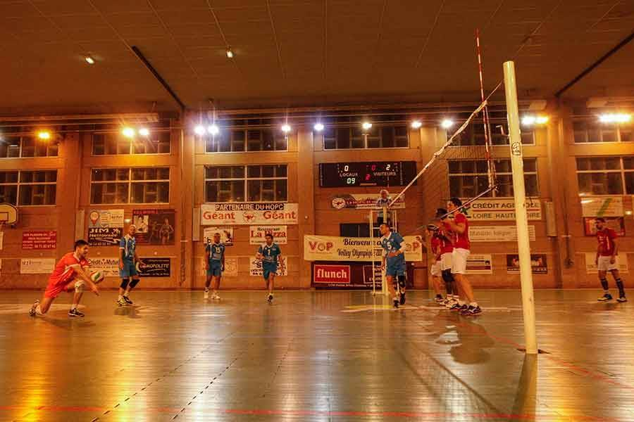 Volley : Le Puy impuissant face à Cébazat