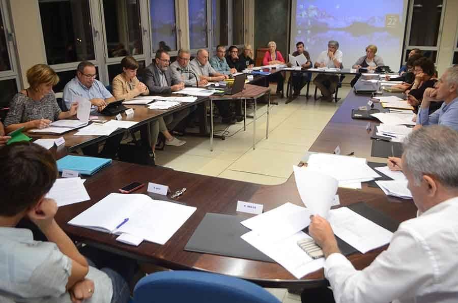 Conseil municipal de Sainte-Sigolène le mercredi 11 janvier
