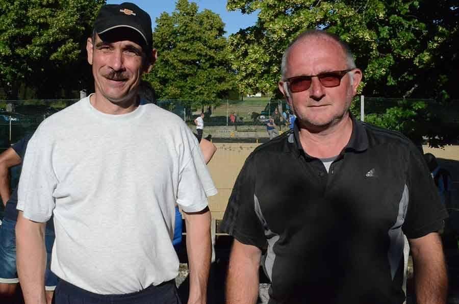 Boules lyonnaises : la paire Deléage-Charra gagne à Saint-Jeures