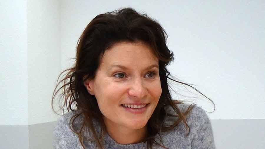 Cécile Hercule se confie à des étudiantes du lycée George-Sand (vidéo)