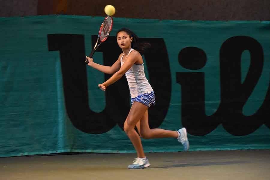 Les meilleurs espoirs du tennis passent forcément par Le Chambon-sur-Lignon