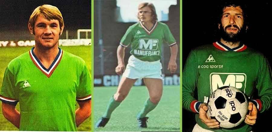 Tence : trois footballeurs de l'ASSE des années 70 en dédicace lundi au Netto