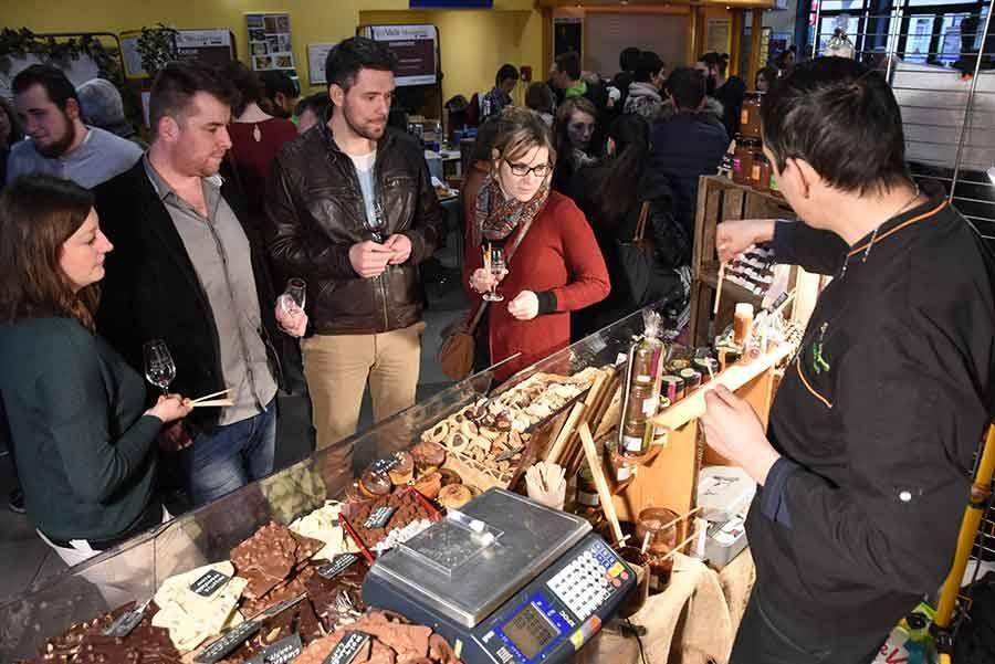 Vals-près-Le Puy : vini, vidi, vici au centre culturel