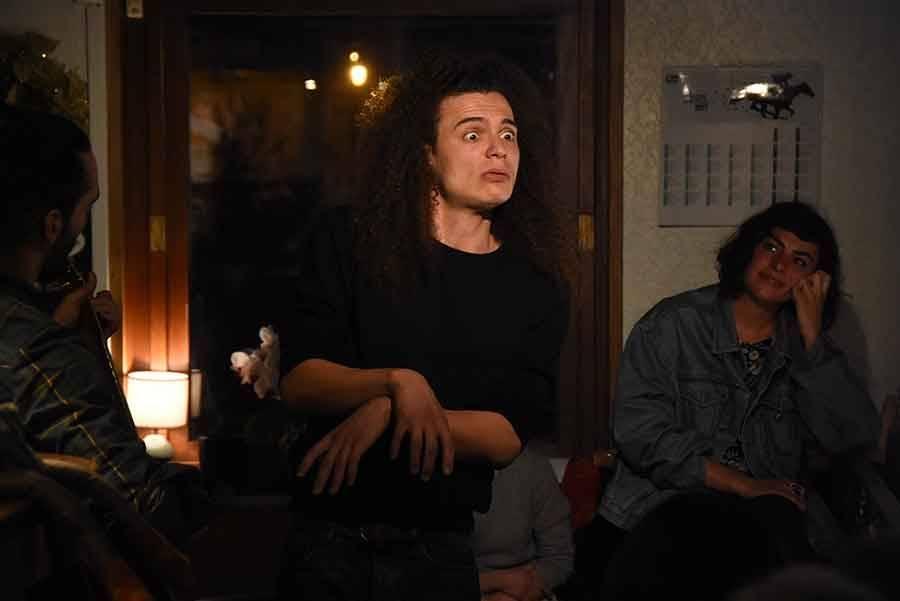 Le Chambon : une soirée du tonnerre chez Paco avec les artistes du festival Après la neige