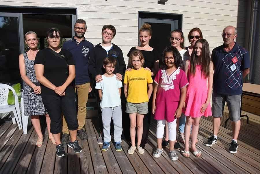 Chambon-sur-Lignon : les enfants des Ecureuils ont financé un chapiteau de cirque