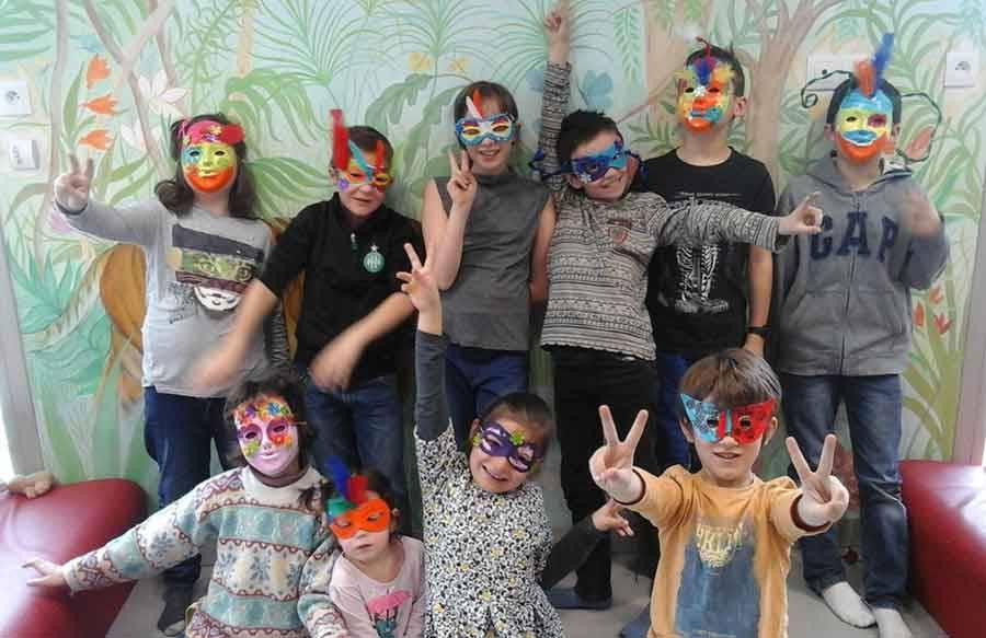 Les enfants des centres de loisirs vont fêter Carnaval le 28 février